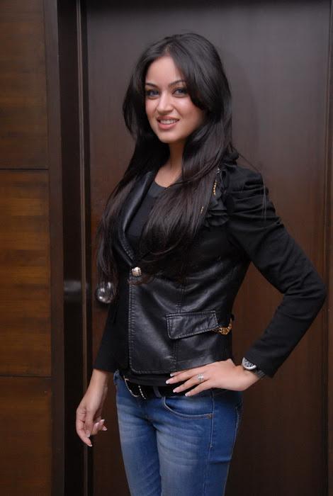 maryam zakaria new @ naa ishtam logo launch glamour  images