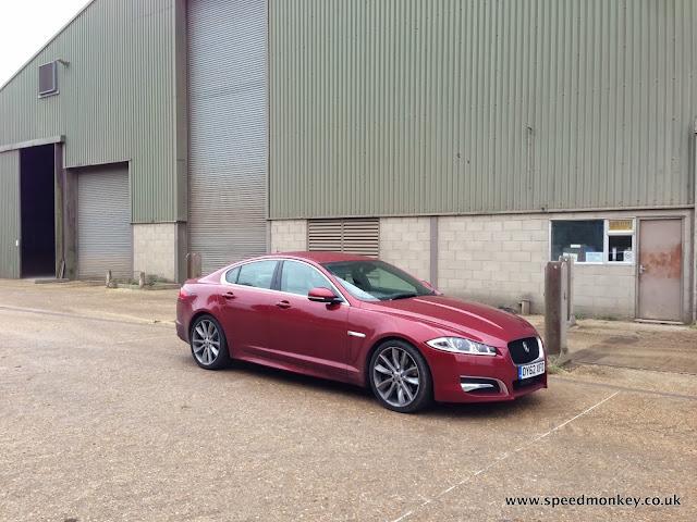 Jaguar XF V6 Portfolio