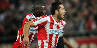 Video Gol Olympiakos vs Benfica 6 November 2013