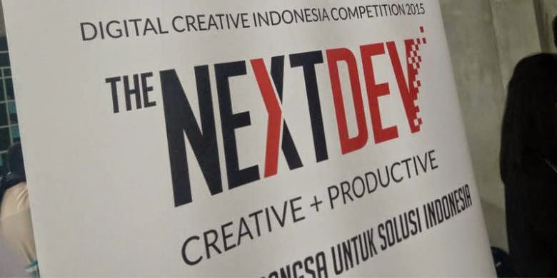 "Yuk Daftar Telkomsel ""The Next Dev"""