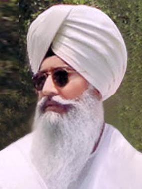 head of dera baba jaiml singh ji radha soami satsang beas of small