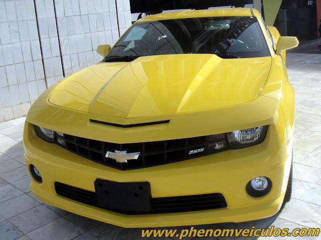 Chevrolet Camaro usado tem preço de R$ 170 mil