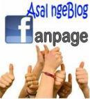 Asal ngeBlog Fanpage