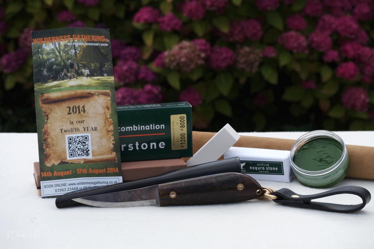Bushcraft knife+spoon carving knife+jonmac+MaChris+52100