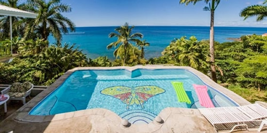 Home for Sale near St Lucia's La Toc Beach