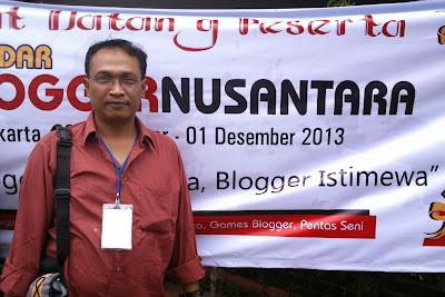 Temu Blogger Nusantara 2013