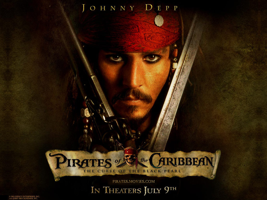 cuegyo: pirates of caribbean wallpaper