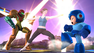 wii fit trainer playable ssb4 nintendo