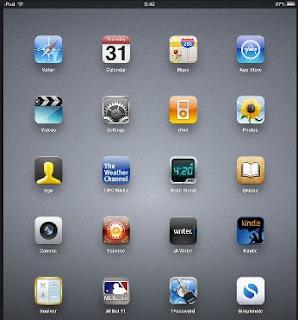 iOS 7 Apps Default  - Technocratvilla.com