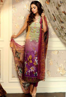 Ayesha Chottani Eid Collection 2015-2016 By Shariq Textile