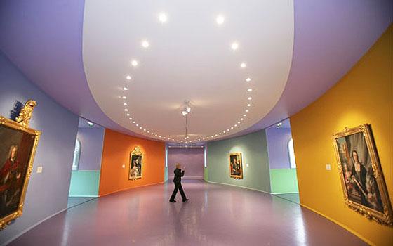 Groningen museum for Architetti interni famosi