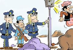 Zorg en Weg cartoons