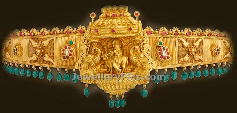 temple waistbelt by pmj jewels