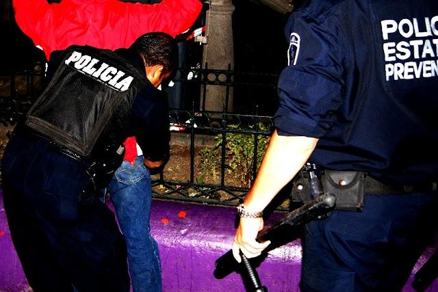 Diversas detenciones de la Policía Estatal.