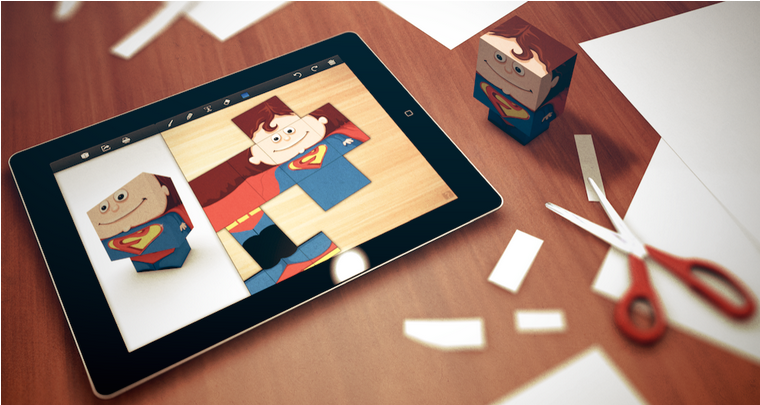 foldify app for ipad