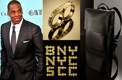 Jay-Z Barneys BNY SCC Collaboration