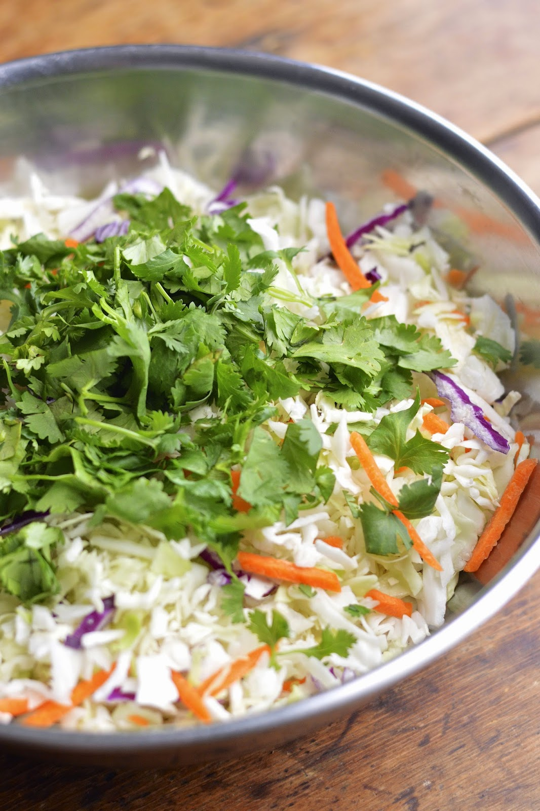 ... slaw recipe with this spicy mexican slaw with cilantro lime coleslaw