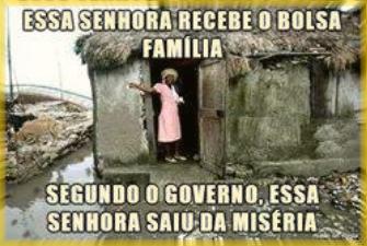 As mentiras de Dilma e PT sobre bolsa-familia, escola e alimento