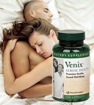 Thực phẩm chức năng Venix Nuskin hỗ trợ yếu sinh lý