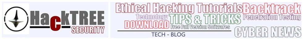 :::::|| HackTree Security ||::::: India's Leading Cyber Security Resourse