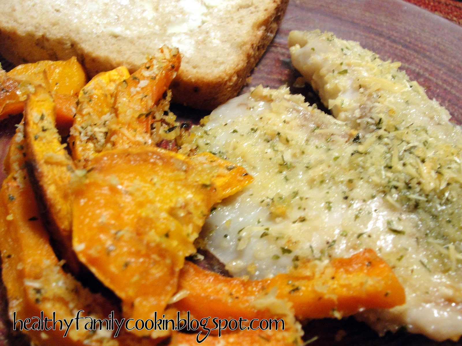 ... source adapted from parmesan butternut squash gratin by betty crocker