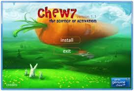Chew7 ver 1.1