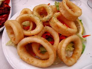Cara Membuat Calamari Renyah Gurih dari Cina