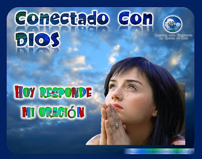 imagen CONECTADO CON DIOS Reflexion