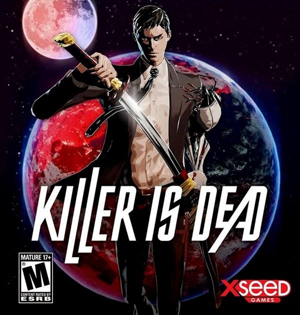 Cover Killer is Dead 2014