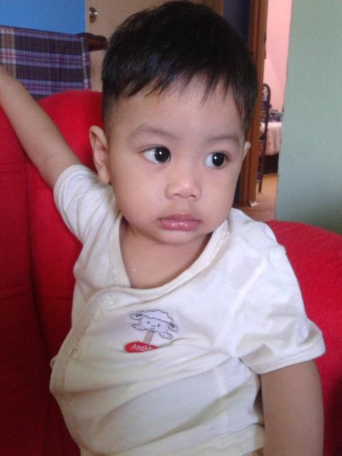 One Year Old Alfeey
