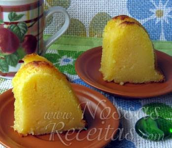 receita de bolo com queijo
