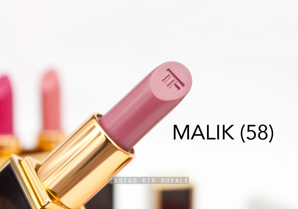Malik (58) is a lovely and truly unique shade that s great for every day  wear. It s a dusty lavender rose nude with warm pink and gold frosty finish. 46760558b8d2