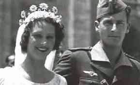 Mariage d'Álvaro de Orleans y Sajonia-Coburgo-Gotha et de Carla Parodi Delfino