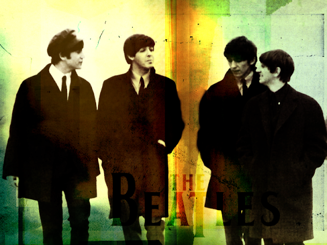 the beatles, the beatles wallpaper