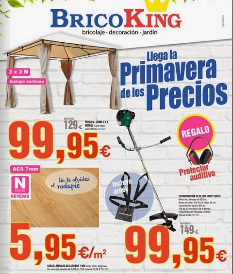 llega la primavera de los precios bricoking 014