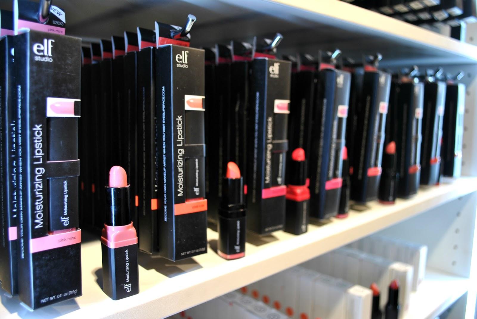 Joie De Jodie Elf Cosmetics Mini Haul Cardiff Store Studio