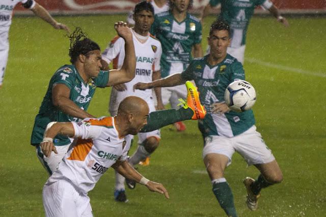 Jaguares Chiapas vs Leon en vivo
