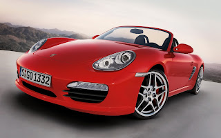 2009 Porsche Boxster S HD Wallpaper