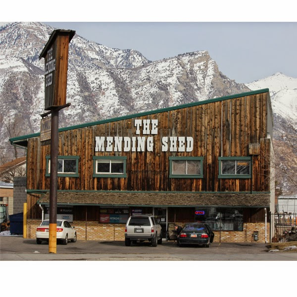 The Mending Shed