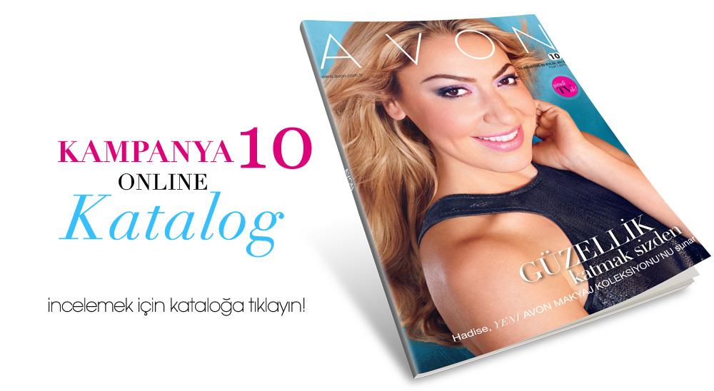 avon k10 kataloğu, avon katalog, avon kataloğu, AVON Kataloğu 10 29 Ağustos-20 Eylül 2013