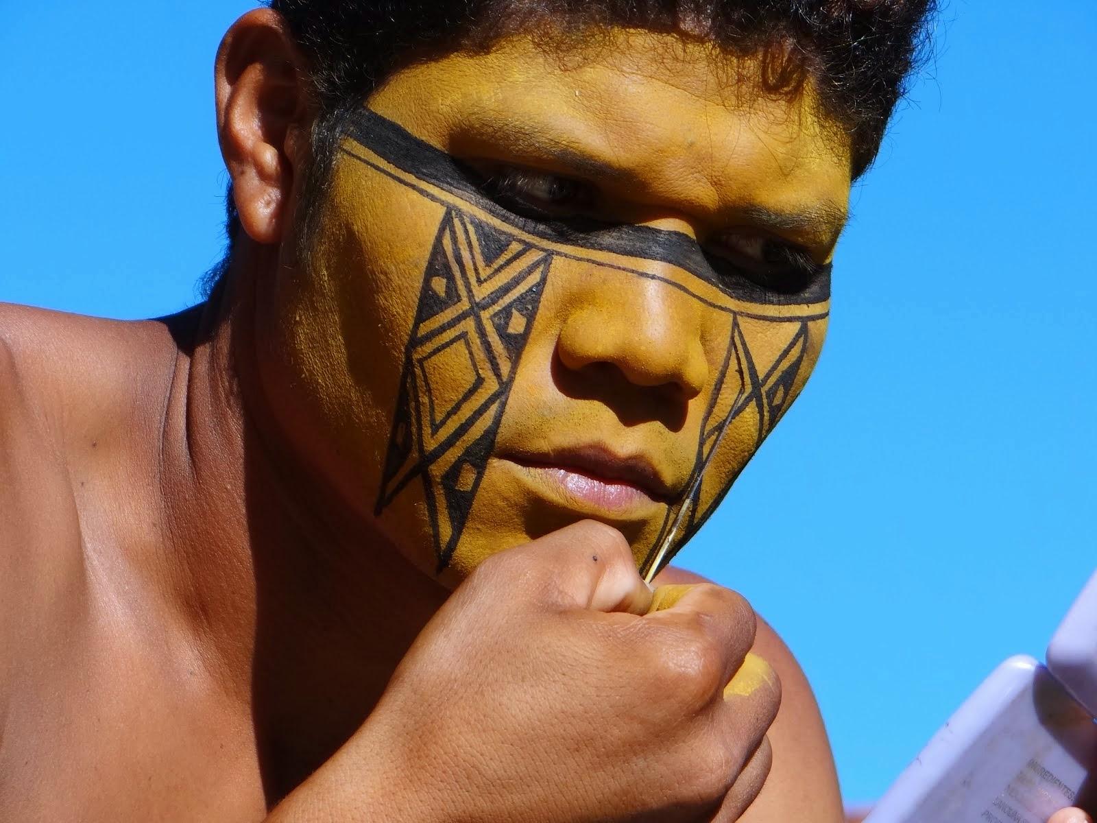 Indígena Pataxo