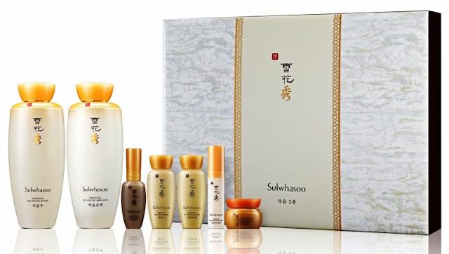Sulwhasoo Gift Sets, Holiday Moments, sulwhasoo, skincare, korea skincare, Sulwhasoo Essential Duo Set