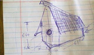 Morung Camera Design Sketch