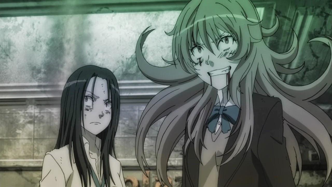 accion drama apocaliptico manga