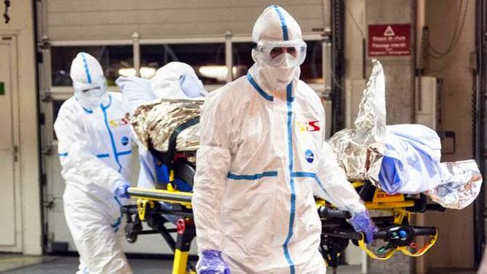 médicos cubanos ébola