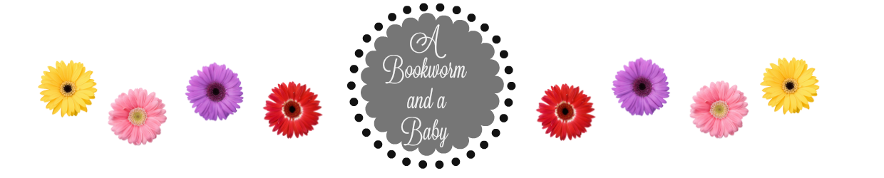a bookworm and a baby