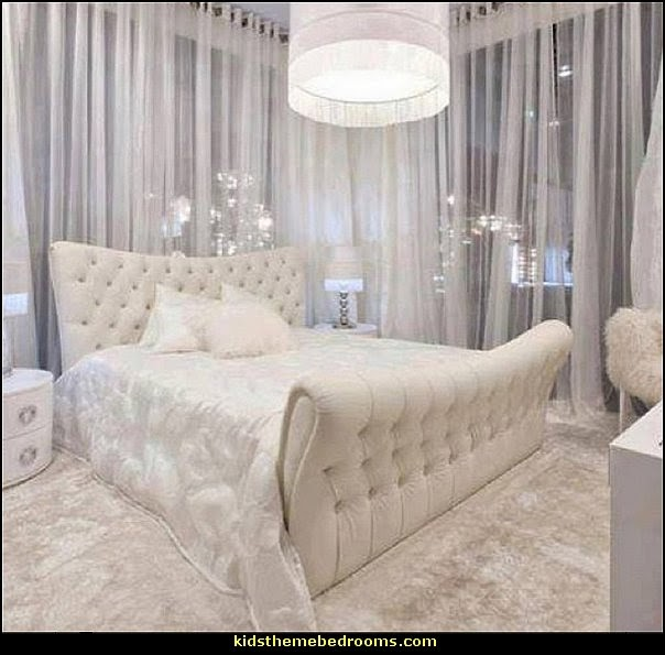 Decorating theme bedrooms maries manor boudoir Romantic bed designs