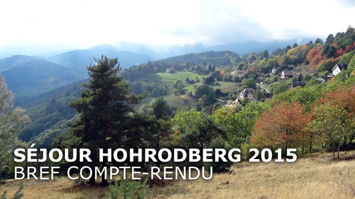 HOHRODBERG 2015