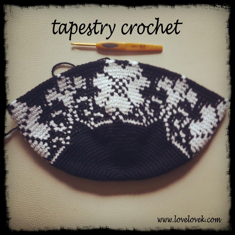 Tapestry Crochet : Tapestry Crochet
