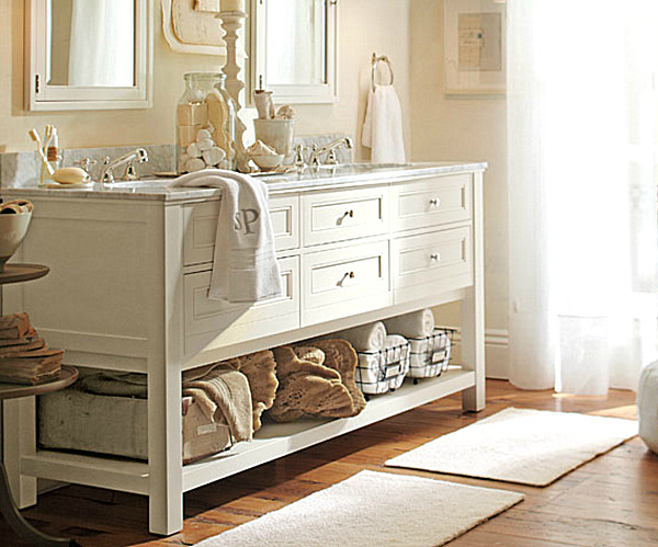 Bathroom Storage Furniture Photo